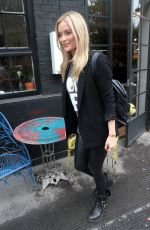 LAURA WHITMORE at Bourne and Hollingsworth Buildings in London 08/17/2017