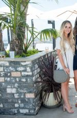 LAUREN BUSHNELL and AMANDA STANTON at Sole Society Toasts Friends and Fall Fashion in Los Angeles 08/10/2017