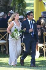 LAUREN CONRAD and LO BOSWORTH at a Friends Wedding in Ojai 08/19/2017