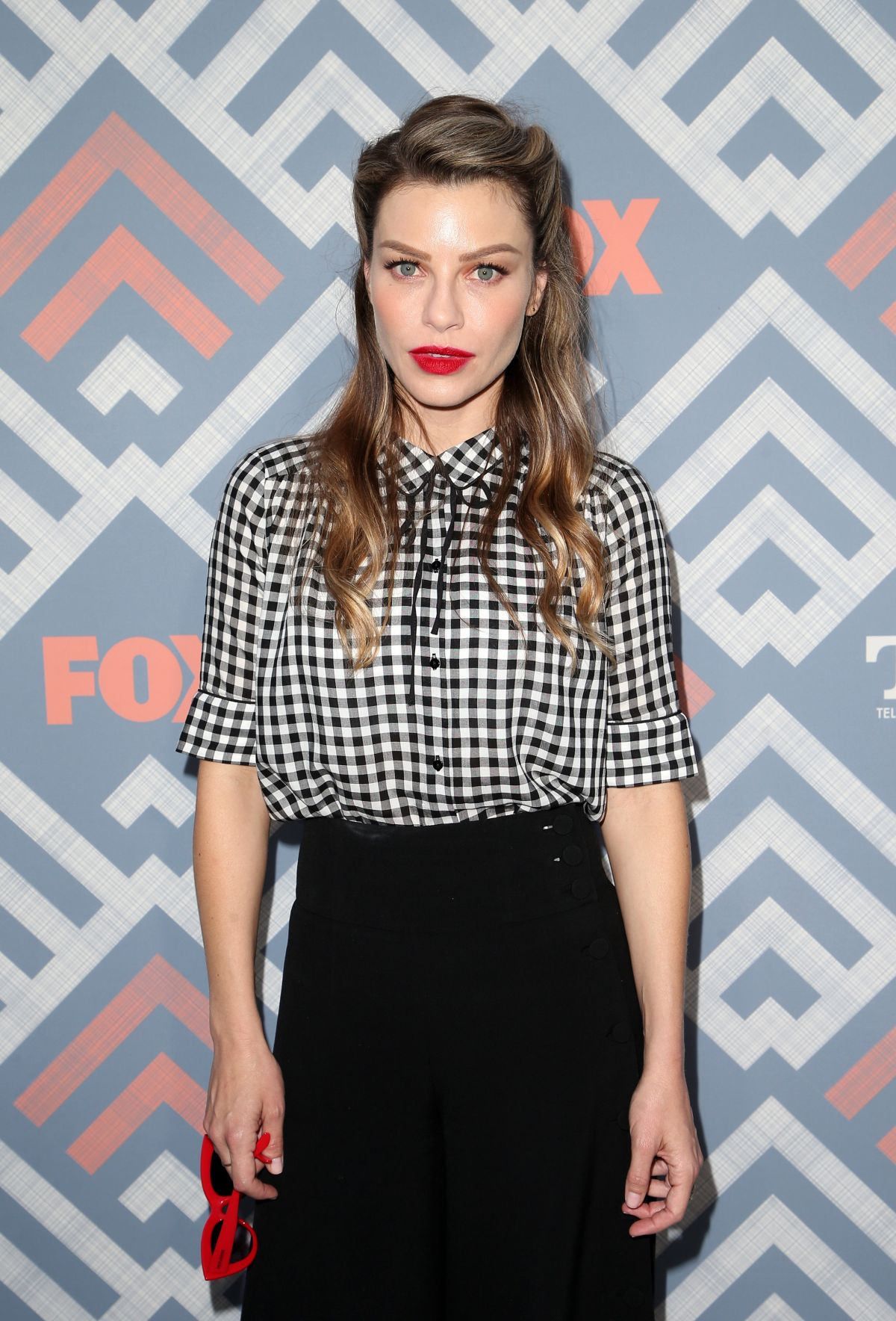 LAUREN GERMAN at Fox T...