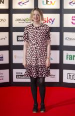 LAUREN LAVERNE at Edinburgh International TV Festival 08/23/2017