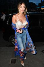 LAUREN POPE at LOTD Launch Party in London 08/16/2017