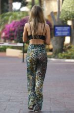 LAUREN POPE at The Only Way is Essex Cast in Marbella 08/08/2017