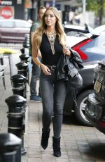 LAUREN POPE Out in Essex 08/21/2017