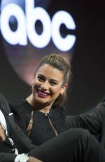 LEA MICHELE at The Mayor Panel at TCA Summer Tour in Los Angeles 08/06/2017