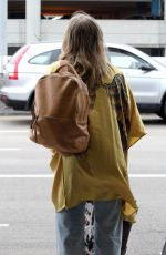 LEANN RIMES at Los Angeles International Airport 08/16/2017