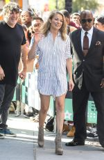 LEANN RIMES Out and About in New York 08/17/2017