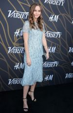 LIANA LIBERATO at Variety Power of Young Hollywood in Los Angeles 08/08/2017