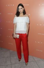 LILAH PARSONS at LOTD Launch Party in London 08/16/2017