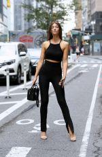 LORENA RAE at 2017 Victoria's Secret Fashion Show Casting in New York 08/21/2017