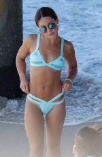 LOUISE THOMPSON in Bikini at Venice Beach 07/31/2017