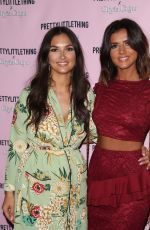 LUCY MECKLENBURGH at The Prettylittlething x Olivia Culpo Launch in Hollywood 08/17/2017