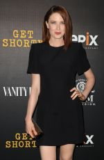 LUCY WALTERS at Get Shorty Premiere in Los Angeles 08/10/2017