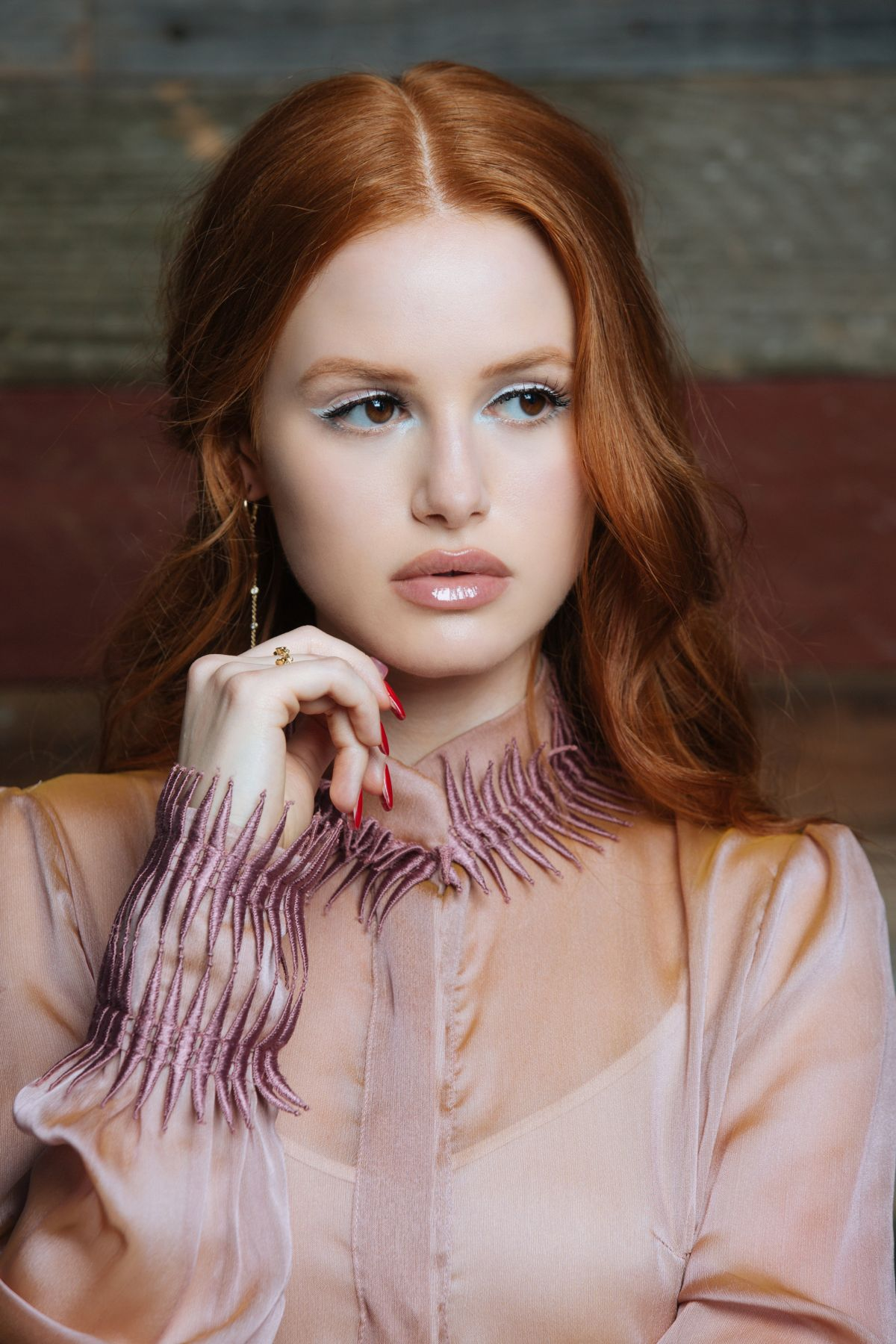 MADELAINE PETSCH for Luca Magazine, Fall 2017 Issue