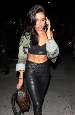 MADISON BEER Arrives at Nice Guy in West Hollywood 08/10/2017