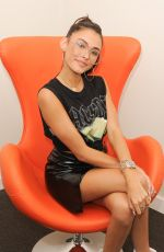 MADISON BEER at Hits 97.3 Radio in Fort Lauderdale 08/18/2017