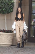 MADISON BEER at Montage Hotel in Beverly Hills 08/23/2017