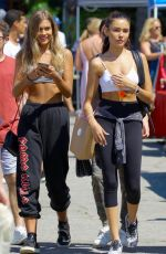MADISON BEER Out and About in Toluca Lake 08/27/2017
