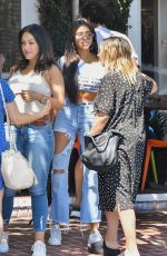 MADISON BEER Out for Lunch in Los Angeles 08/11/2017