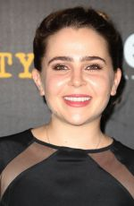 MAE WHITMAN at Get Shorty Premiere in Los Angeles 08/10/2017