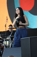MAGGIE LINDEMANN Performs at Billboard Hot 100 Festival in Wantagh 08/20/2017