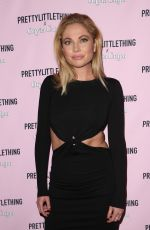 MALEA ROSE at The Prettylittlething x Olivia Culpo Launch in Hollywood 08/17/2017