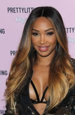 MALIKA HAQQ at The Prettylittlething x Olivia Culpo Launch in Hollywood 08/17/2017