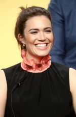 MANDY MOORE at 2017 Summer TCA Tour in Beverly Hills 08/03/2017