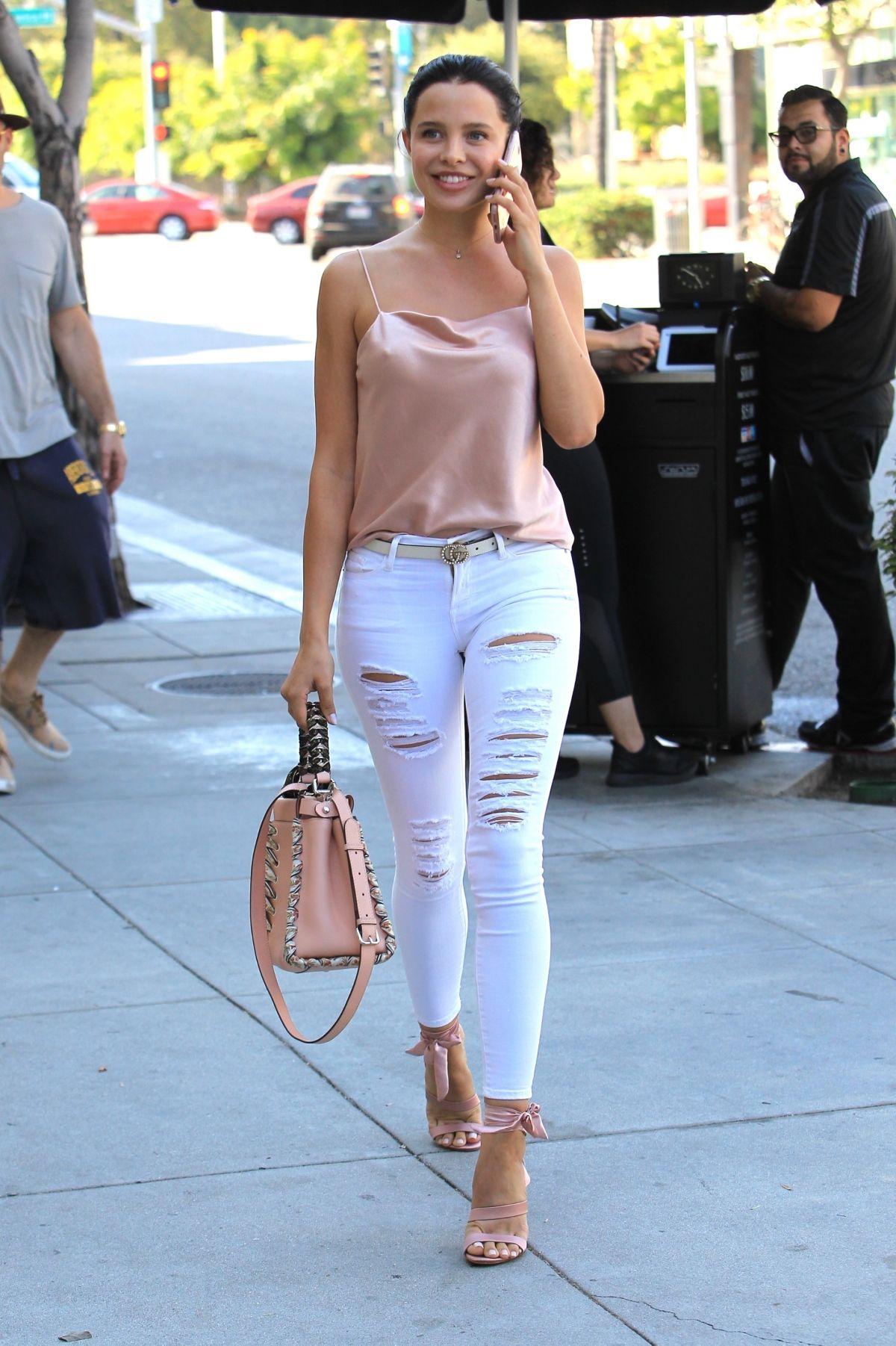 MARA TEIGEN out Shopping in Beverly Hills 07/31/2017