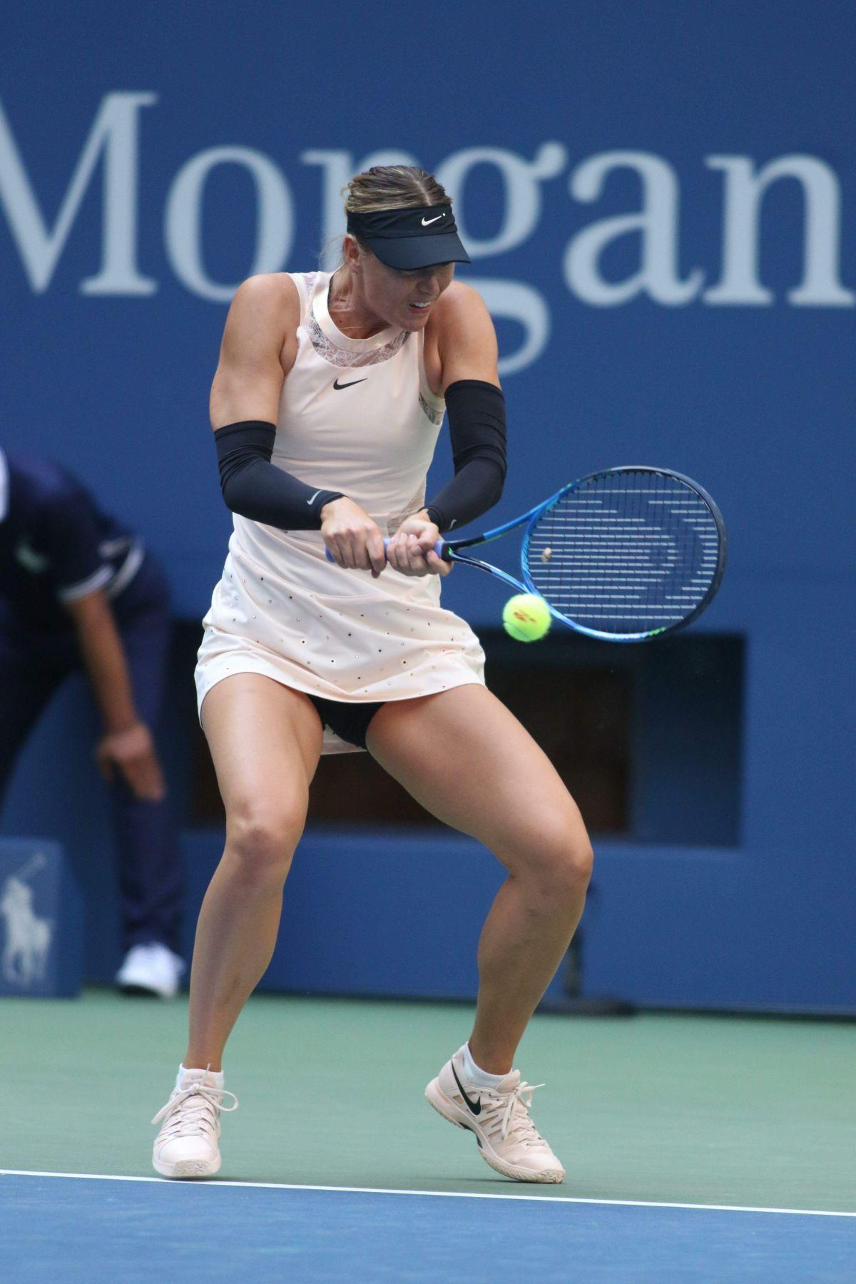 MARIA SHARAPOVA at 2017 US Open Tennis Championships 08/30 ...