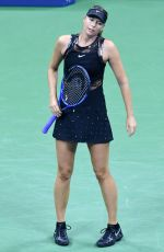 MARIA SHARAPOVA at US Open Round 1 in New York 08/28/2017