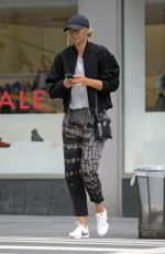 MARIA SHARAPOVA Out and About in New York 08/17/2017