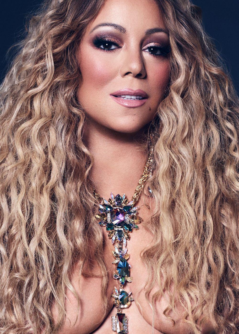 Mariah Carey For Paper Magazine Las Vegas Issue 2017