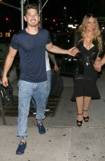 MARIAH CAREY Out and About in New York 08/17/2017