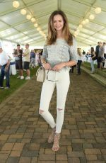 MARIJA SHATILO at Hampton Classic Horseshow in New York 08/27/2017