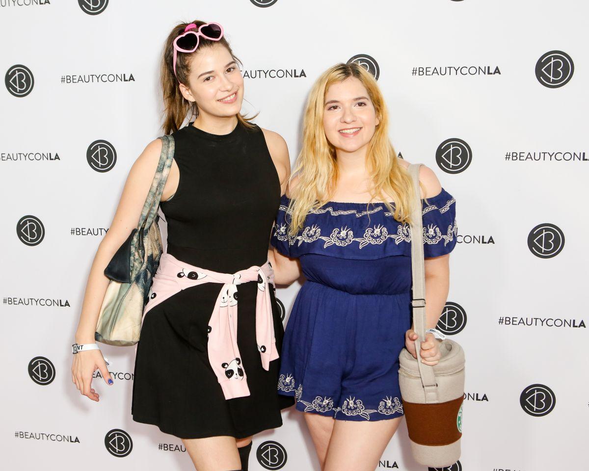 MARISSA RACHEL at Beautycon LA at LA Convention Center in Los Angeles 08/13/2017