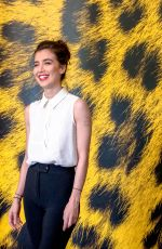 MARJORIE ESTIANO at Good Manners Photocall at 70th Locarno Festival in Locarno 08/04/2017