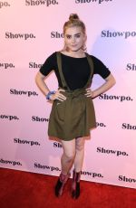 MEG DONNELLY at Showpo US Launch Party in Los Angeles 08/24/2017