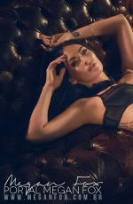 MEGAN FOX for Frederick's of Hollywood, Fall 2017 Jordan Collection