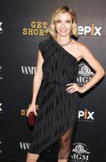 MEGAN STEVENSON at Get Shorty Premiere in Los Angeles 08/10/2017