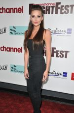 MEL WAYMAN at Attack of the Adult Babies Premiere at Horror Channel Frightfest in London 08/26/2017