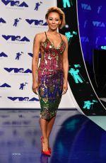 MELANIE BROWN at 2017 MTV Video Music Awards in Los Angeles 08/27/2017