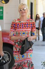 MELANIE GRIFFITH Out and About in Beverly Hills 08/08/2017