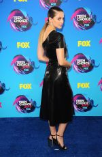 MELISSA BENOIST at Teen Choice Awards 2017 in Los Angeles 08/13/2017