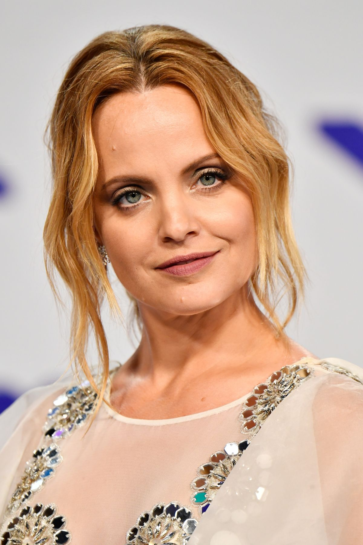MENA SUVARI at 2017 MTV Video Music Awards in Los Angeles 08/27/2017