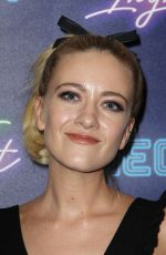 MEREDITH HAGNER at Ingrid Goes West Premiere in New York 08/08/2017