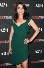 MICHELE HICKS at Good Time Premiere in New York 08/08/2017