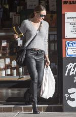 MICHELLE BRIDGES at a Bottle Shop in Sydney 08/12/2017