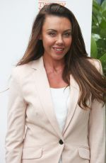 MICHELLE HEATON at Kind Direct 20th Birthday Party in London 08/08/2017