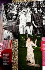 MILEY CYRUS in Cosmopolitan Magazine, September 2017